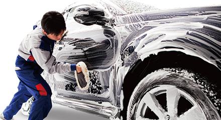 特別なあなたへ「プレミアム純水手洗い洗車」